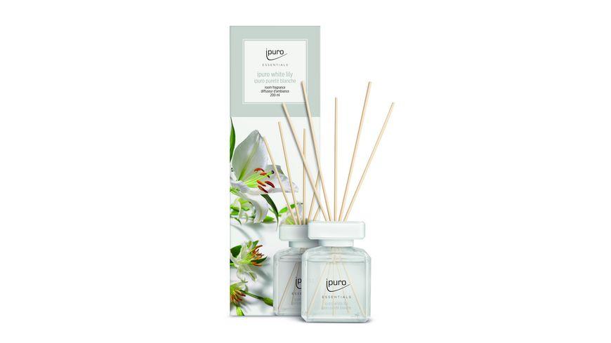ipuro Raumduft Essential White Lilly