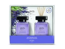 ipuro Raumduft Essential Lavender Touch Set