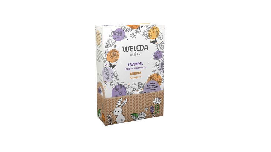 WELEDA Fruehlingsset Lvendel Arnika