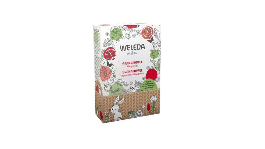 WELEDA Fruehlingsset Granatapfel