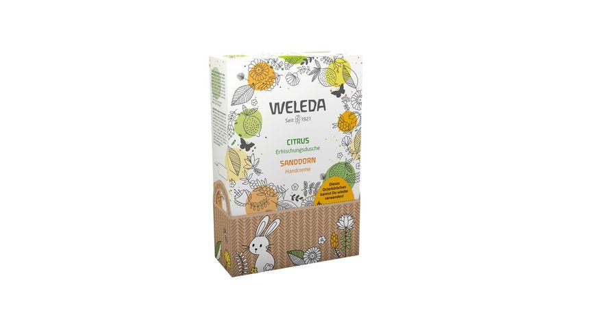WELEDA Fruehlingsset Citrus Sanddorn