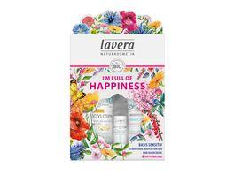 lavera Geschenkset I M FULL OF HAPPINESS