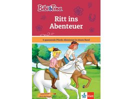 Bibi und Tina Ritt ins Abenteuer