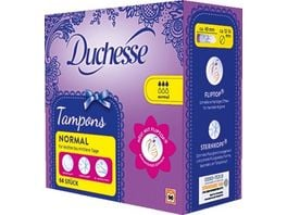 Duchesse Tampons FLIPTOP Normal 64 Stueck