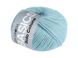 Lana Grossa Wolle Solo Cotone 50g