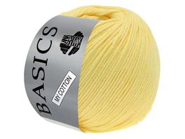 Lana Grossa Wolle My Cotton Babygarn 50g