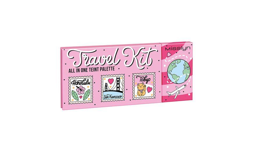 Misslyn Travel Kit All in One Palette