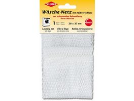 Kleiber Waesche Netz klein mit Reissverschluss