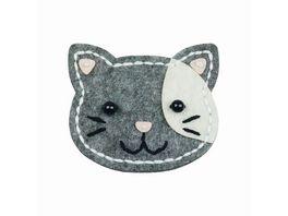 Kleiber Filz Mini Bastelset Katze