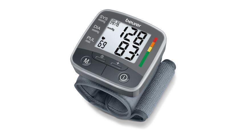 beurer Handgelenk Blutdruckmessgeraet BC32