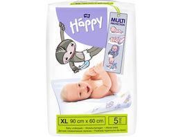 bella baby Happy Wickelunterlagen XL 90x60cm