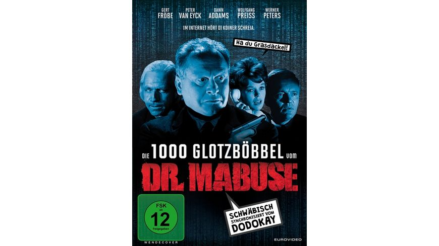 Die 1000 Glotzboebbel vom Dr Mabus