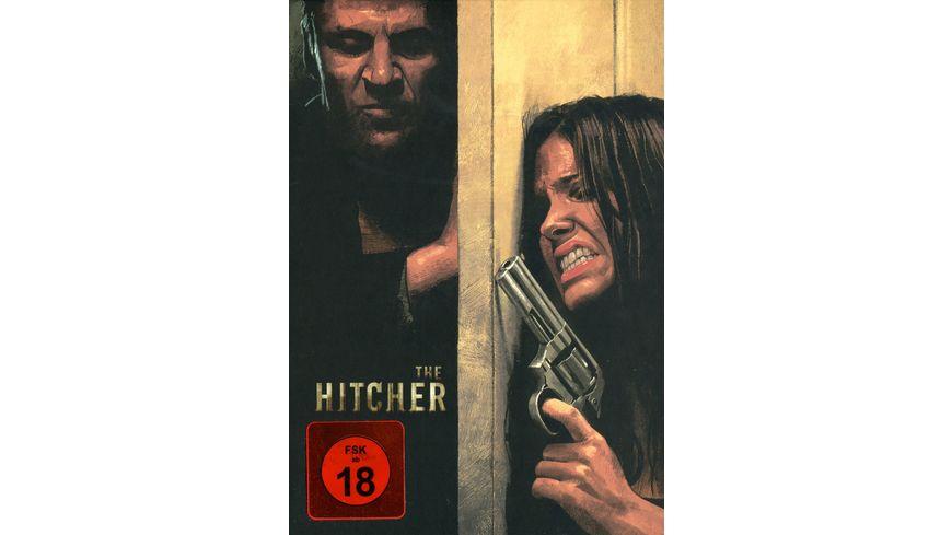 The Hitcher Mediabook limitiert auf 444 Stueck Audio CD Booklet Cover B