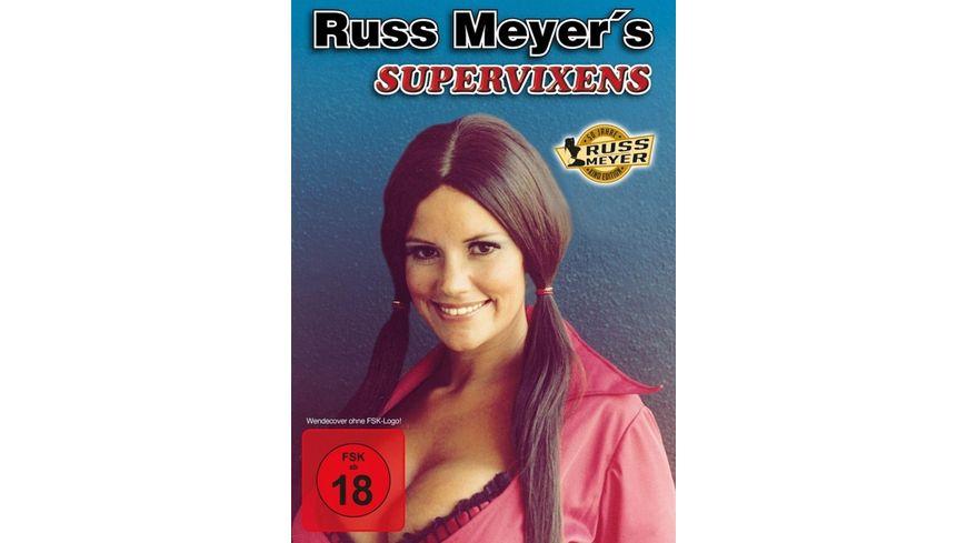 Russ Meyer Supervixens Kinoedition