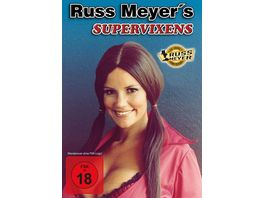 Russ Meyer Supervixens Kinoedition