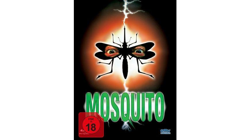 Mosquito uncut Limitiertes Mediabook DVD
