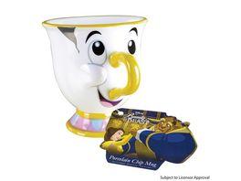 Disney Tasse Die Schoene und das Biest Chip