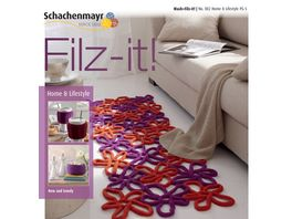 Filz it Designheft Home Lifestyle