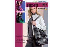 Filz it Designheft Modische Taschen