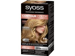 syoss Contour Color 8 61 Diva Goldblond