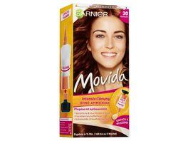 GARNIER Movida Intensiv Toenung ohne Ammoniak Nr 30 Mahagoni
