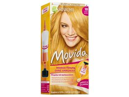 GARNIER Movida Intensiv Toenung ohne Ammoniak Nr 10 Goldblond
