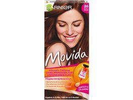 GARNIER Movida Intensiv Toenung ohne Ammoniak Nr 26 Goldbraun