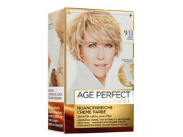 L OREAL PARIS Excellence Age Perfect 9 13 Beige Blond