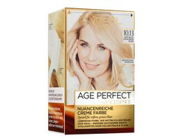 L OREAL PARIS Excellence Age Perfect 10 13 Sehr Helles Strahlendes Blond