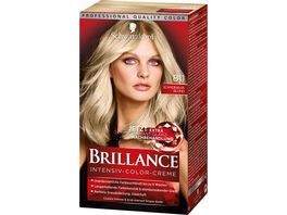 Schwarzkopf BRILLANCE Intensiv Color Creme 811 Scandinavia Blond
