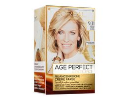 L OREAL PARIS Excellence Age Perfect 9 31 Helles Goldblond
