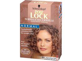 Schwarzkopf POLY LOCK Dauerwelle Normale Dauerwelle normales Haar