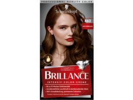 Schwarzkopf BRILLANCE Intensiv Color Creme 862 Naturbraun