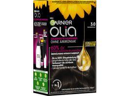 GARNIER Olia dauerhafte Haarfarbe Nr 3 0 Dunkelbraun