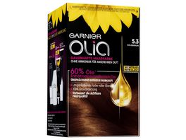 GARNIER Olia dauerhafte Haarfarbe Nr 5 3 Goldbraun