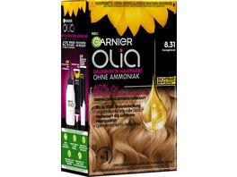 GARNIER Olia dauerhafte Haarfarbe Nr 8 31 Honigblond