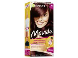 GARNIER Movida Intensiv Toenung ohne Ammoniak Nr 40 Dunkle Kirsche