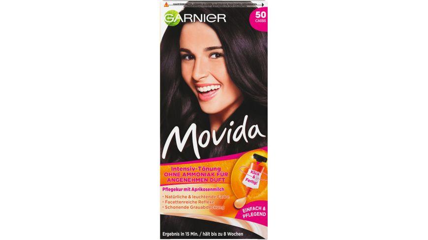 GARNIER Movida Intensiv Toenung ohne Ammoniak Nr 50 Cassis