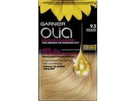 GARNIER Olia dauerhafte Haarfarbe Nr 9 3 Sehr helles Goldblond