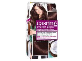 L OREAL PARIS Casting Creme Gloss Glanz Reflex Intensivtoenung 323 in Dunkle Schokolade