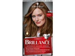 Schwarzkopf BRILLANCE Intensiv Color Creme 864 Rehbraun