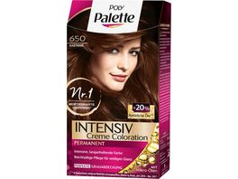 Schwarzkopf POLY PALETTE Intensiv Creme Coloration 650 Kastanie