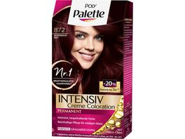 Schwarzkopf POLY PALETTE Intensiv Creme Coloration 872 Bordeaux Rot