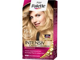 Schwarzkopf POLY PALETTE Intensiv Creme Coloration 400 Naturblond