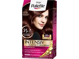 Schwarzkopf POLY PALETTE Intensiv Creme Coloration 878 Mahagoni