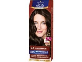 Schwarzkopf POLY COLOR CREME HAARFARBE Coloration 43 Dunkelbraun