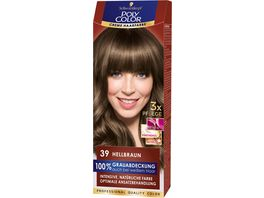 Schwarzkopf POLY COLOR CREME HAARFARBE Coloration 39 Hellbraun