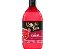 NATURE BOX Color Spuelung Granatapfel Oel