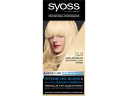 syoss Coloration 13 0 Ultra Aufheller