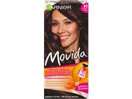 GARNIER Movida Intensiv Toenung ohne Ammoniak Nr 32 Schokobraun